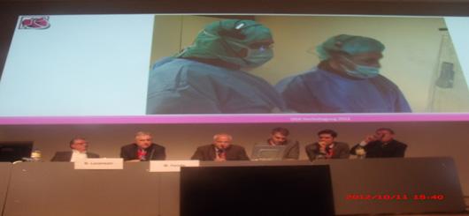 Live OP - Prof. R. Hambrecht ( Institut Kardiologie Bremen).