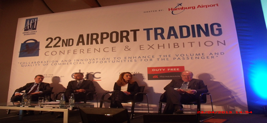 22nd Annual ACI EUROPE Airport Trading Conference.