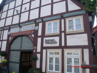 Heimatsmuseum Lügde.