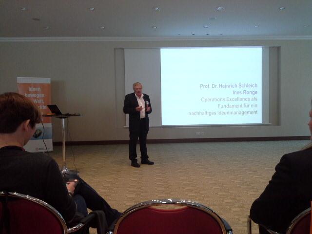 Professor Dr. Hans Heinrich Schleich